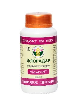 Флорадар - сублимат проростков и ростков «Амаранта»