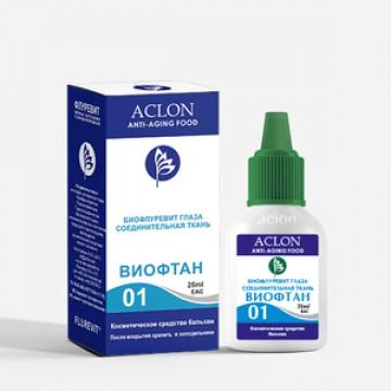 Виофтан 01 Биофлуревит соединительной ткани глаза