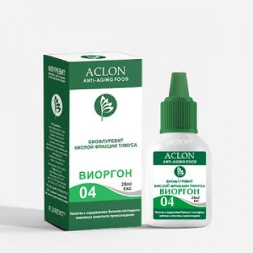 Виоргон-04 Рекомендован при аутоимунных заболеваниях и аллергиях