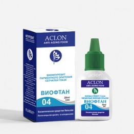Виофтан 04 Биофлуревит пигментного  эпителия сетчатки