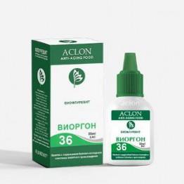 Виоргон-36 Микофлуревит из чаги