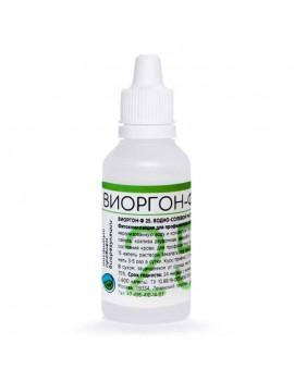 Виоргон-ф 25 (Рианемнт) для профилактики анемии