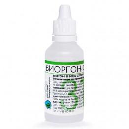 Виоргон-ф 31 (Рипсорит) для профилактики псориаза