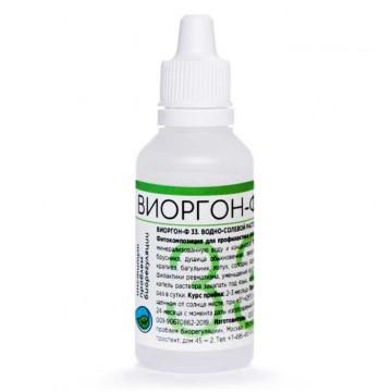 Виоргон-ф 33 (Ривматон) для профилактики ревматизма