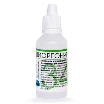 Виоргон-ф 34 (Рисебор) для профилактики себореи