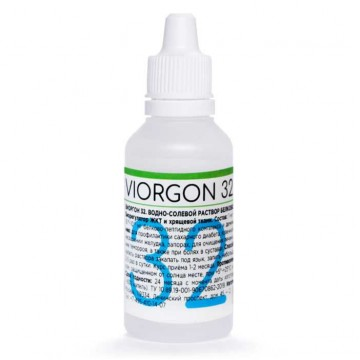 Виоргон-32 Фитофлуревит лопуха